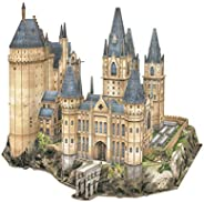 Revell 威望 3D 拼图 00301 霍格沃茨天文塔 哈利波特世界作为 3D 拼图 为全家创造手工乐趣 彩色