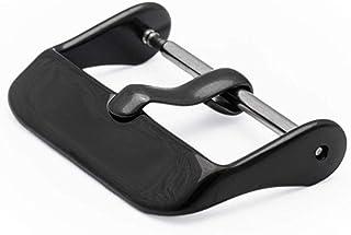 WRISTOLOGY 皮革表带快速释放 - 男士或女士替换表带选择颜色和宽度14毫米、16毫米、18毫米或 20毫米