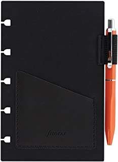 Filofax 袖珍笔记本笔架,橙色 (B122009)