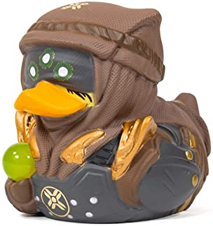 TUBBZ Destiny Eris Morn 可收藏橡胶鸭雕像 - 官方命运商品 - 独特限量版收藏者乙烯基礼物