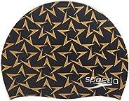 Speedo Moving Tides Silicone Swim Cap