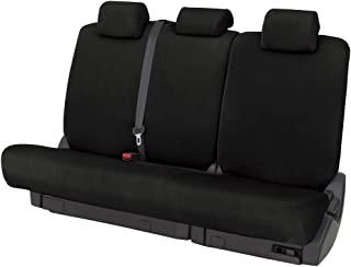 BONFORM 座套 贴合针织 轻型、普通型汽车 可整体清洗 泼水材质 适合有*带的后排座椅 弹性面料 黑色 适合 6:4 分式座椅 4040-64BK