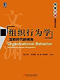 组织行为学:互联时代的视角 (华章文渊·管理学系列)