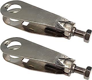 Holland Batavus 自行车链条张紧器,M5x55 毫米,每包 2 个