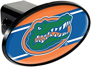 Great American Products NCAA Florida Gators Oval Hitch Cover,均码,黑色