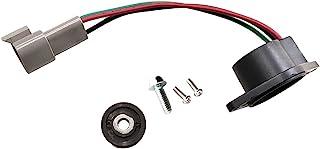 GREENCHOOSY 高尔夫球车速度传感器 适用于 ADC 摩托车俱乐部汽车 IQ DS 和先驱 OEM#1027049-01