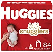 Huggies Little Snugglers 婴儿尿布 Giga Pack 新生儿