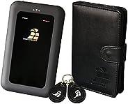 Digittrade RS64 320GB RFID *外部硬盘驱动器 白色(6.4 厘米(2.5 英寸),5400 RPM,8MB 缓存,USB 2.0)带加密RS64s-120S 120GB SSD