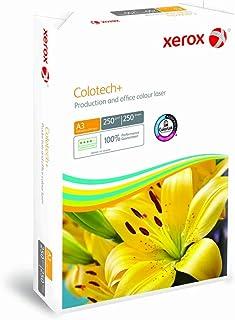 Xerox Colotech+ 高级白纸 250gsm A3 Ream 250张