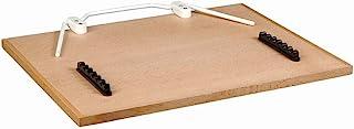 Artcoe 45.7 x 61厘米大号超手柄画板硬木