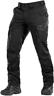 Aggressor Flex - 战术裤 - 男士黑色棉,带大口袋