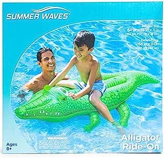 Summer Waves 鳄鱼骑乘超过 5 英尺长