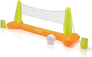Intex Pool 排球游戏,238.76 X 63.5 X 91.44 厘米,适合 6 岁以上儿童