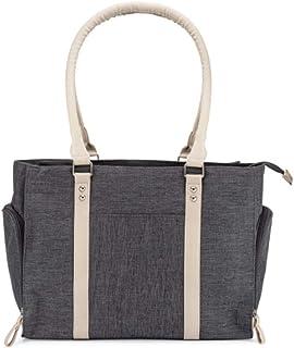 Motif *,Odessa 青灰色吸奶器手提包,女式旅行手提包,便携式便携袋,带口袋,随时随地吸奶妈妈