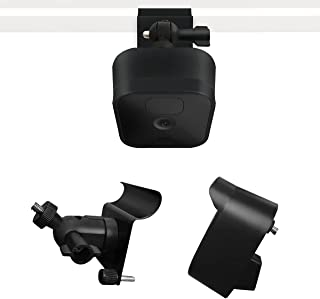MANWU 乙烯基侧面安装挂钩,带外壳,适用于全新 Blink 户外 Arlo 环形相机
