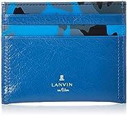 LANVIN en Bleu 棱镜小物品 卡大小的小型钱包 No.558612 558612