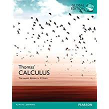 Thomas' Calculus in SI Units (English Edition)