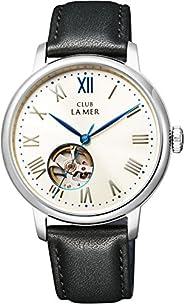[西铁城] CITIZEN CLUB LA MER 机械式手表 可透视表底 镂空表盘 BJ7-018-10 男士