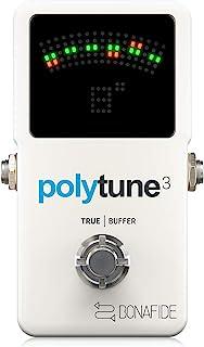 tc 电子 Polytune 3 超紧凑多音调谐器