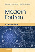 Modern Fortran: Style and Usage (English Edition)