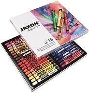 Honsell Jaxon - 49436 - 水彩蜡蜡笔套装36 支装