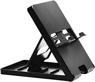 uowlbear 可调节支架适用于 Nintendo 任天堂 Switch 多角度可调节便携,适用于 SWITch Lite,智能手机和平板电脑