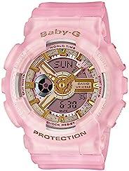 G-Shock BA110SC-4A 粉色均码