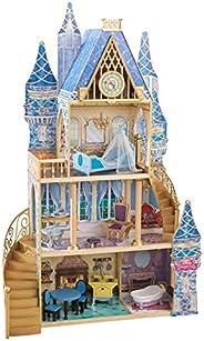 KidKraft 迪士尼公主灰姑娘皇家梦想玩具屋套装 65400