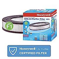 Honeywell 通用13.3英寸空氣凈化器替換 HEPA 過濾器, hrf-f1?/ 過濾器 (F)