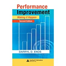 Performance Improvement: Making it Happen, Second Edition (English Edition)
