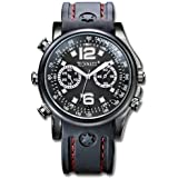 Technaxx Action Master 带集成摄像头的手表3233 4GB 黑色