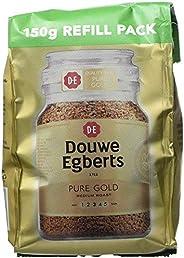 Douwe Egberts 中度烘焙咖啡 补充装 150g 6件