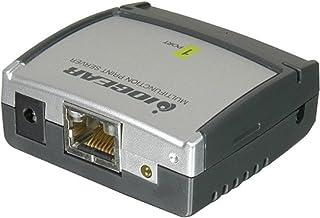 Iogear GMFPSU01 USB 1 端口多功能打印服务器
