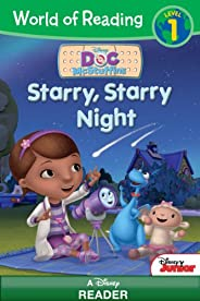 World of Reading Doc McStuffins: Starry, Starry Night: Level 1 (English Edition)