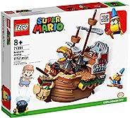 LEGO 乐高 *马里奥 交通工具玩具 Kupa 的样子斗篷 挑战 71391