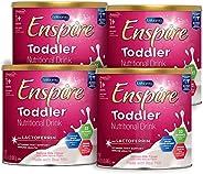 Enfamil Enspire 美赞臣 蓝臻3段 (1-3岁) 婴幼儿奶粉 680g/罐*4罐装 (含乳铁蛋白, DHA, 双重益生元)