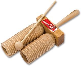 Percussion Plus 木质 Agogo 双杯