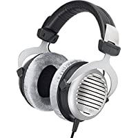 beyerdynamic 拜亚动力 DT 990 Edition 覆耳式立体声耳机 250欧姆 开放式设计,有线,高端,用于立体声系统
