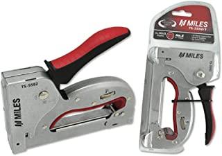 Miles 人体工学*刀 金属 可调节 黑色 标准