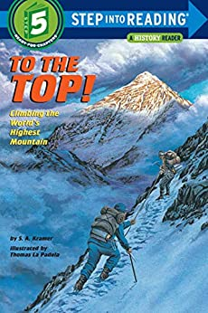 """""""To the Top!: Step into Reading : a Step 4 Book (English Edition)"""",作者:[Sydelle Kramer]"""
