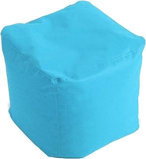 knorr-baby 440202 方形凳子 M 号 Fb Petrol, 蓝色