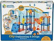 Learning Resources 城市工程和設計建筑套裝 LER2843