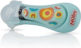 美国Nuby指甲刀 - 水蓝NB222-AQ