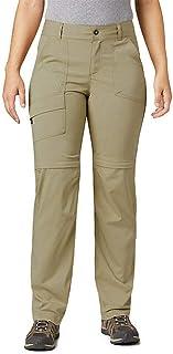 Columbia 哥伦比亚 女士 XK0783 Kestrel Trail Stretch 可转换裤,米色