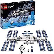 LEGO 乐高 创意系列 国际空间站 21321