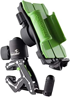 TAKEWAY R2 Ranger Clampod 自行车/摩托车支架,铝合金,GoPro 和其他动作摄像机配件,360°,GoPro Hero 7/6/5/4,iPhone 6/7/8/XR/XS/MAX,Samsung LG