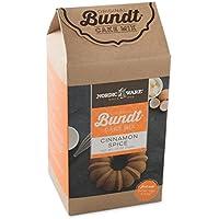 Nordic Ware Cinnamon Spice Bundt Cake Mix, Orange