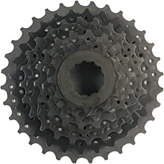 RICETOO 电动自行车飞轮,8 档速度 12-32T,盒式飞轮,E-Bicycle 零件