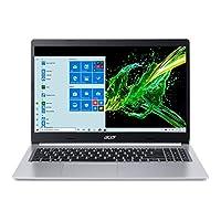 Acer 宏碁 Aspire 5 A515-55G-57H8,15.6英寸全高清 IPS 顯示屏,10代英特爾酷睿i5-1035G1,NVIDIA GeForce MX350,8GB DDR4,512GB NVMe SSD,WiFi6,高清網絡攝像頭,背光鍵盤,Windows 10 家庭版