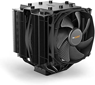 be quiet!Dark Rock Pro TR4,BK023,250W TDP,仅适用于 AMD TR4,CPU 散热器